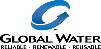 Global Water Company Logo