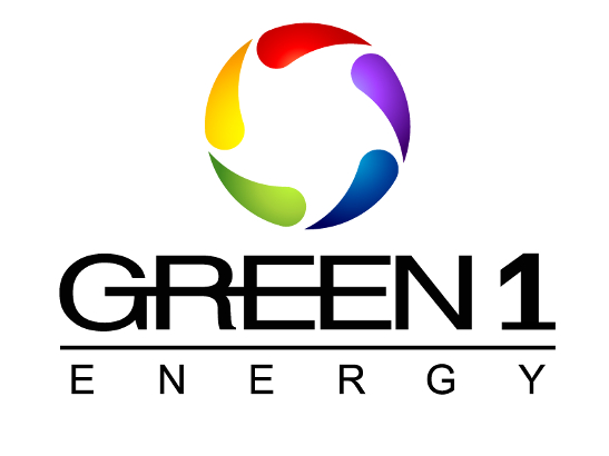 Green1 Energy Company Logo