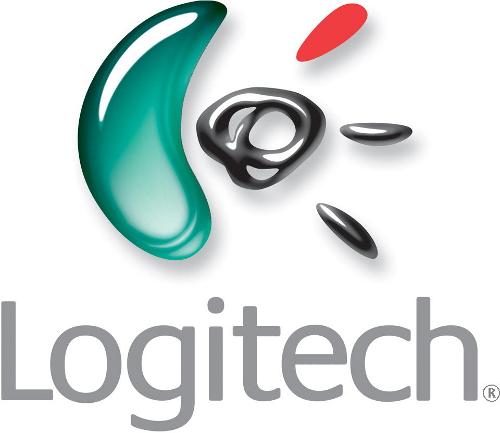 Logitech Company Logo