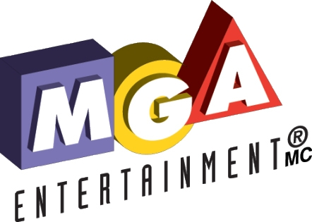 MGA Entertainment Company Logo