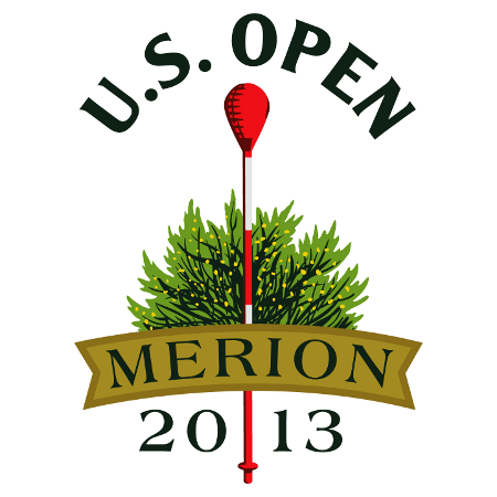 Merion Golf Course Logo