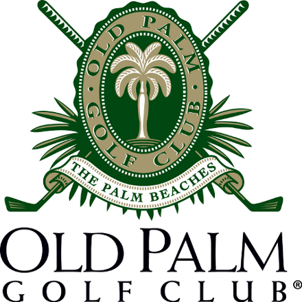 Old Palm Golf Course Logo