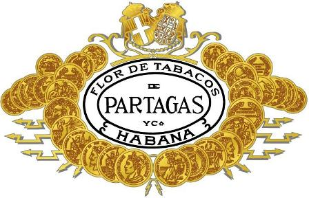 Partagás Company Logo