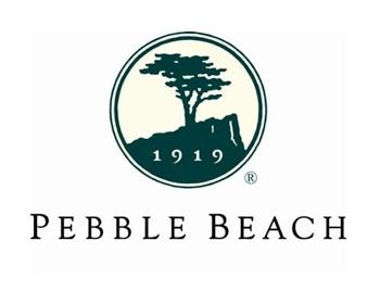 Pebble Beach Ca Logo