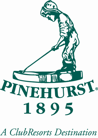 Pinehurst Golf Course Logo