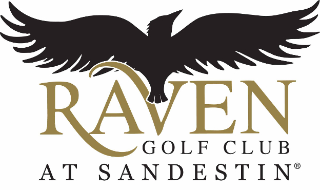 Raven Golf Course Logo 29 Famous Golf Course Logos