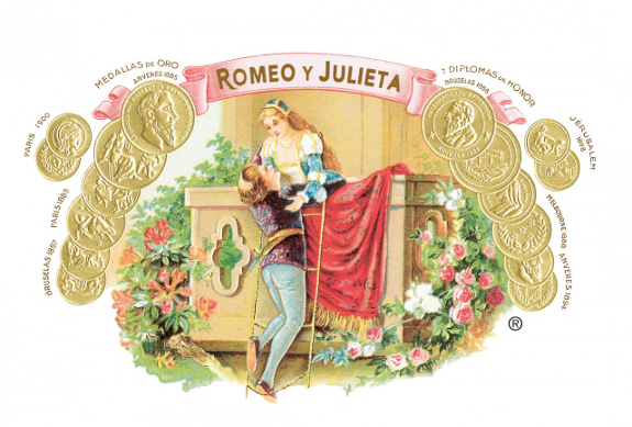 Romeo y Julieta Company Logo