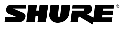 Shure Company Logo