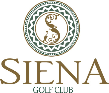 Siena Golf Course Logo 29 Famous Golf Course Logos