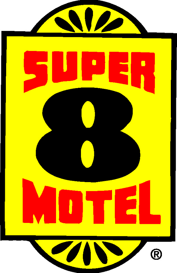 Super 8 Company Logo