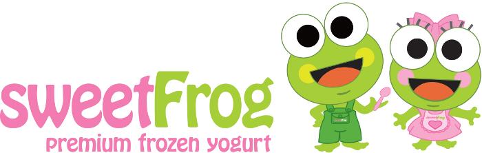 Sweet Frog Company Logo