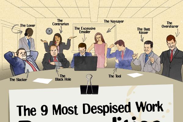 The 9 Worst Work Personalities