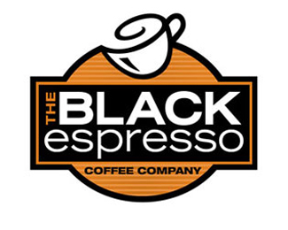 The Black Espresso Company Logo