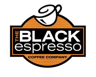 The Black Espresso Company Logo