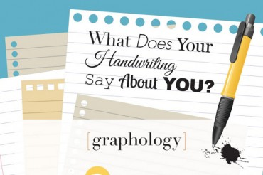 What Your Handwriting Says About Your Personality