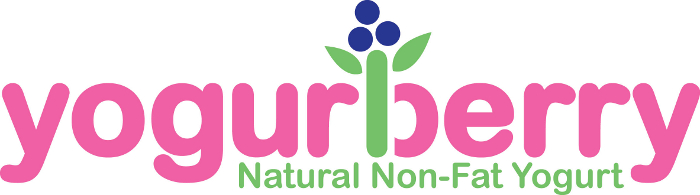 Yogurberry Company Logo