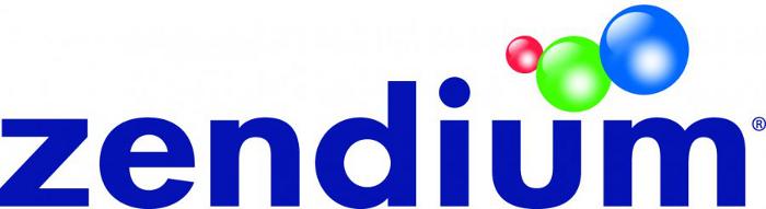 Zendium Company Logo