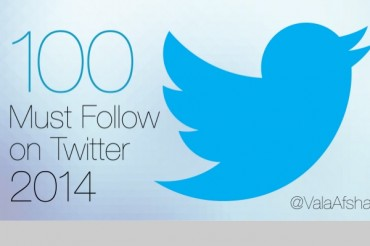 100 Best Twitter Accounts to Follow for Business and Marketing Tweets
