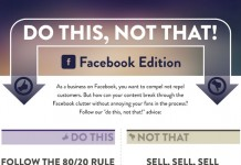 12 Dos and Dont's of Facebook Page Management