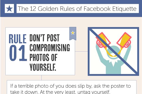 12 Essential Rules of Facebook Etiquette