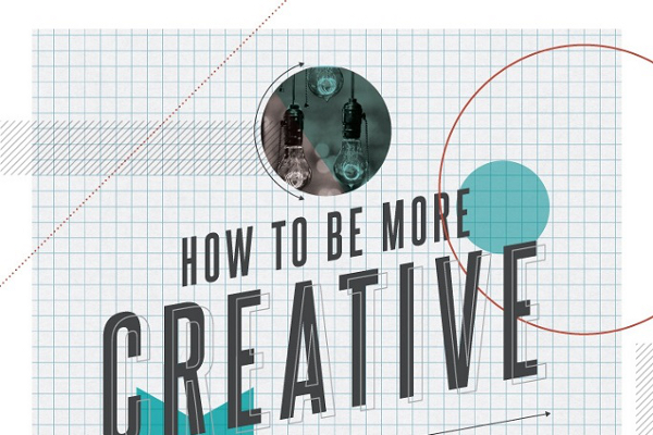 5 Easy Steps to Increased Creativity
