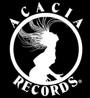 Acacia Records Company Logo