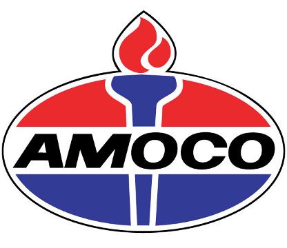 Amoco Company Logo