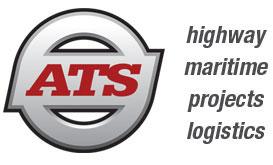 Anderson Trucking Service Company Logo