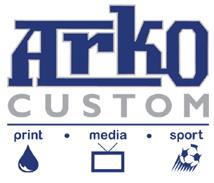 Arko Custom Company Logo