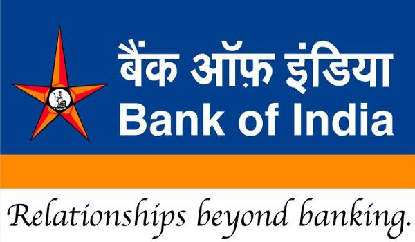 Bank of India Company Logo