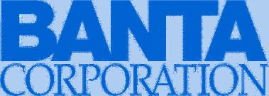 Banta Corporation Company Logo