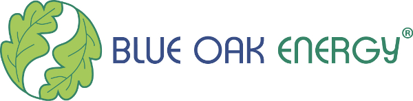 Blue Oak Energy Company Logo