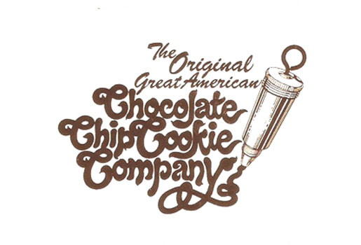 Chocolate Chip Cookie Company Logo