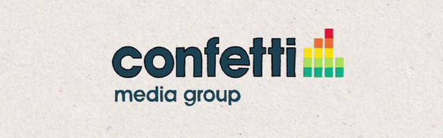 Confetti Media Company Logo