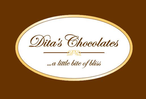 Ditas Chocolate Company Logo