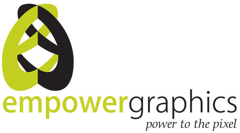 Empower Graphics Company Logo