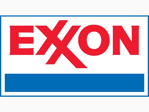 Exxon Company Logo