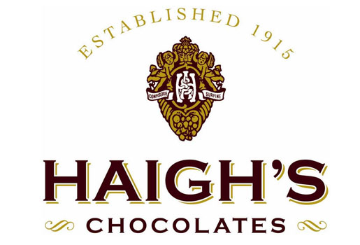 Haighs Chocolates Company Logo
