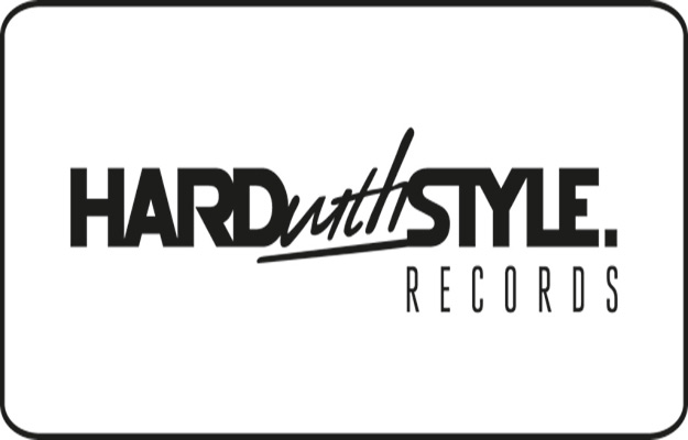 Hard With Style Records Company Logo