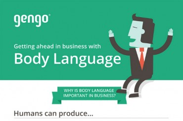 How to Be an Expert in Business Body Language