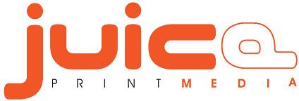 Juice Print Media Company Logo