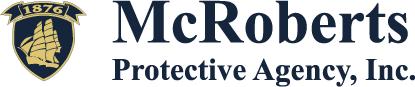 McRoberts Protective Agency Company Logo