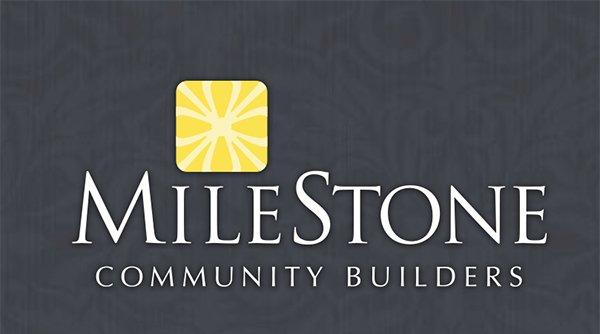 MileStone Community Builders Company Logo