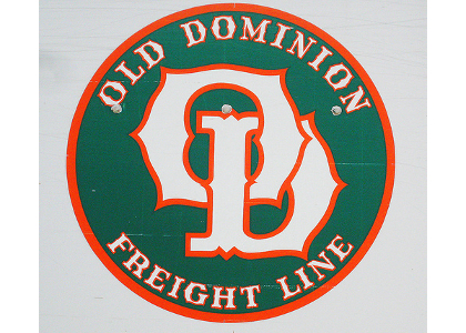 Old Dominion Freight Line Company Logo