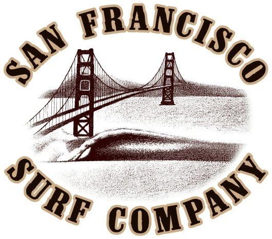 San Francisco Surf Company Logo