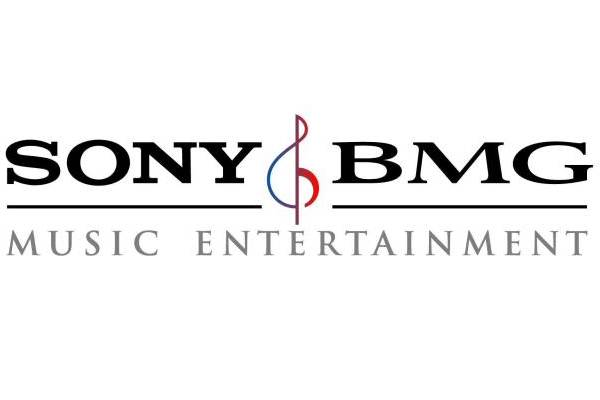 Sony BMG Music Entertainment Company Logo