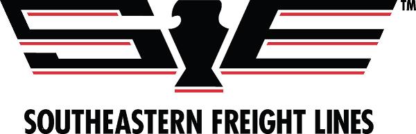 Southeastern Fright Lines Company Logo
