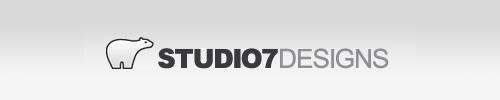 Studio 7 Design Company Logo
