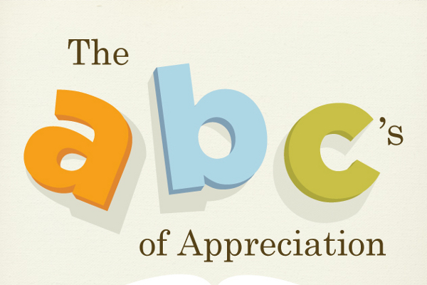The ABCs of Employee Appreciation