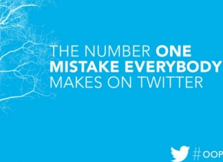 The Biggest Mistake People Make on Twitter
